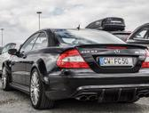 Mercedes-Benz CLK63 AMG dalimis. !!!! naujos originalios dalys...