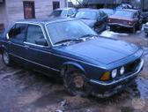 BMW 7 serija dalimis. Bmw732i e23 1985m. dalimis  taip pat