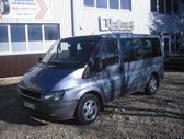 Ford Tranzit, keleiviniai mikroautobusai