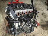 BMW 530 įpurškimo sistema, variklis