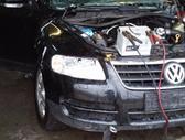 Volkswagen Touareg dalimis. Europinis, automatas.  pneumo