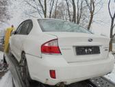 Subaru Legacy dalimis. Odinis salonas,104 000km
