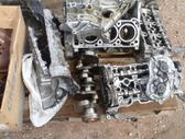 Mercedes-Benz C klasė. Tik variklis dalimis variklio kodas 27...