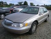 Lincoln Continental dalimis. Www. v8import. com : swe, fin, ru...