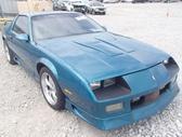 Chevrolet Camaro dalimis. Kasutatud ja uued varuosad ameerika