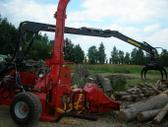 Farmi CH 381 HFC, smulkintuvai / skaldyklės