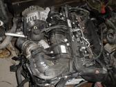 BMW 3 serija. Variklis dalimis dalys nuo variklio variklio