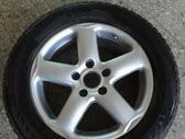 Volkswagen TOUAREG, lengvojo lydinio, R18