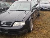 Audi A6. Audi a6 00m. 2.5tdi 132kw, , dalimis, , varyklis gera...