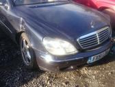 Mercedes-Benz S klasė. Tel; 8-633 65075 detales pristatome