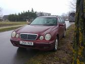 Mercedes-Benz E270, 2.7 l., wagon