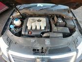 Volkswagen Passat dalimis. Naujai ardomas automobilis, varikli...