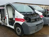 Renault Trafic dalimis. Prekyba originaliomis naudotomis detal...