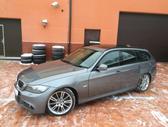 BMW 325 dalimis. dalimis:  bmw e91lci 325d m touring 2010m.