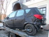 Opel Meriva. Europa!