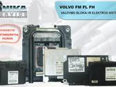 Volvo FH/FM/FL valdymo blokai, semi-trailer trucks