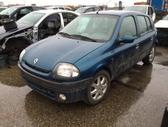 Renault Clio. Variklį galime ir dalimis` ` i angaras `