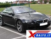 BMW M6 dalimis. Xdalys.lt  bene didžiausia naudotų ir naujų