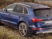 Audi Q5. Tik naujų originalių automobilių detalių užsakymai