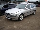 Opel Vectra. Dalimis
