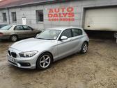 BMW 1 serija. Nbt rida 8000km