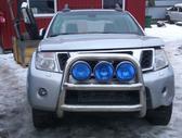 Nissan Navara. Nissan navara 2.5 aut 140 kw 2011, automobilis