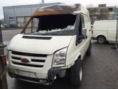 Ford TRANZIT, krovininiai mikroautobusai