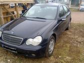 Mercedes-Benz C200 dalimis
