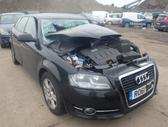 Audi A3. Audi a3 2011m  1,6 tdi 77kw dalimis plati magnetola