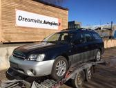 Subaru Outback dalimis. Galimas detalių siuntimas i kitus