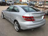 Mercedes-Benz CLC180. Variklio kodas: m271.946 yra mechaninė ...