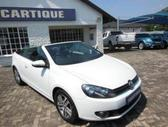 Volkswagen Golf. Vw golf 6 cabrio 517 dalimis.