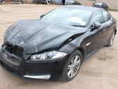 Jaguar XF по частям