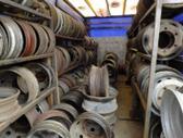 -Kita-, plieniniai štampuoti, R17,5