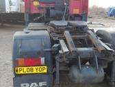 DAF 85 CF, semi-trailer trucks