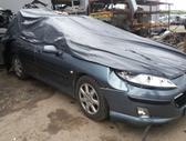 Peugeot 407 dalimis. Turim daug varikiu ir kebulu variantu 407