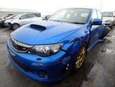 Subaru Impreza  WRX dalimis. Jau lietuvoje v litve budesh 05....