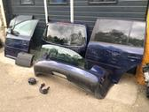 Volkswagen Touran. Kebulo dalys, kablys, airbag, daiktadeze.
