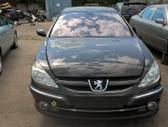Peugeot 607 for parts. Is belgijos