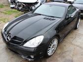 Mercedes-Benz SLK55 AMG dalimis