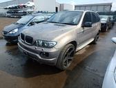 BMW X5 rezerves daļās. Bmw x5 2005metu 3.0d 160kw automatine