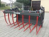 Metal-technik 1400, Погрузчики