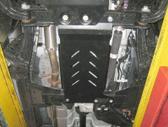 Ford Ranger. Transmisijos apsauga ford ranger nuo 2011 m.