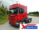 Scania R 500, sunkvežimiai