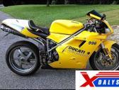 Ducati 996, sportiniai / superbikes