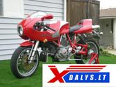 Ducati MH900, sportiniai / superbikes