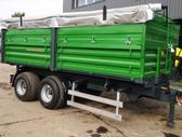 -Kita- HM 2-13, traktorinės priekabos