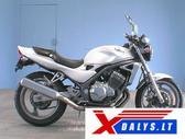 Kawasaki Balius-II, street / klasikiniai