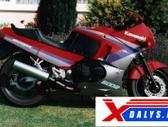 Kawasaki GPX, sportiniai / superbikes