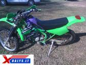 Kawasaki KDX, krosiniai